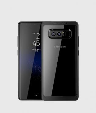 Оригинален кейс за Samsung Galaxy Note 8 N950, Mofi Ultra Clear черен