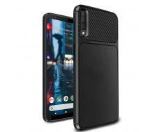 Луксозен кейс за Samsung Galaxy A70, Carbon Armor case