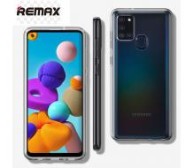 Силиконов гръб за Samsung Galaxy M31, Remax Crystal, прозрачен