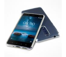 Луксозен гръб за Nokia 8, Remax Clear case