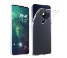 Луксозен кейс за Nokia 7.2, Crystal Clear