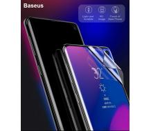 Оригинален капацитивен извит нано протектор за Samsung Galaxy S10 Plus, Baseus F