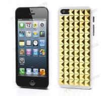 Луксозен гръб за Iphone 5, Iphone 5S Golden