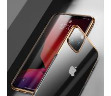 Оригинален кейс за Iphone 11 Pro, Remax Plating Case златен