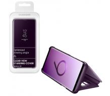 Официален калъф за Samsung Galaxy S9, Clear View EF-ZG960CVEGWW виолетов