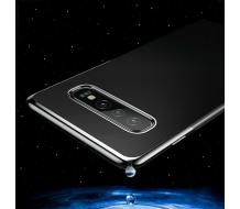 Оригинален кейс за Samsung Galaxy S10 Plus, Cafele Luxury Fit черен